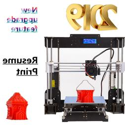 2019 CTC A8 3d Printer Prusa i3 DIY Upgraded Quality High Pr