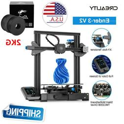 2019 Newest Creality Ender 3 3D Printer 220X220X250mm DC 24V