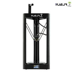 2019 FLSUN QQ-S 3D Printer 32-bit processor Glass-ceramic pl