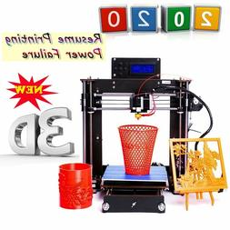 2019 Upgraded Full Quality High Precision Reprap Prusa i3 DI