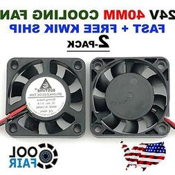 24v 40mm cooling case fan 4010 40x40x10mm