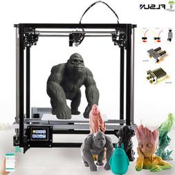 Flsun 260*260*350mm Cube 3D Printer TFT Color Touch& Dual Ex