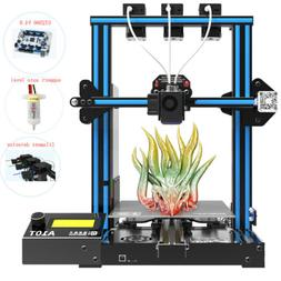 Geeetech 3D Printer 3 in 1 out Extruders Mix-color A10T Fila