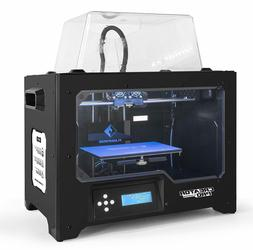 FlashForge 3d Printer Creator Pro, Works with ABS and PLA