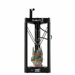 3D printer Delta Large Size255*360mm Pre-assembled Touch Scr