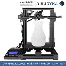ANYCUBIC 3D Printer Delta Predator Easy Leveling Huge Build