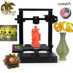Aibecy 3D Printer DIY 220*220*240mm Auto Leveling Resume Pri