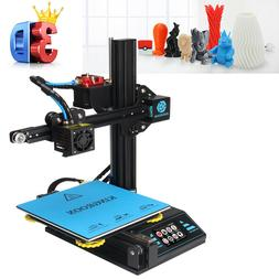3D Printer DIY Kit KP3 Magnetic Build Plate Resume 3D Printi