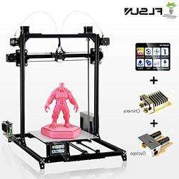 Flsun 3D Printer Diy Large Printing Size 3.2''Color Touch Sc