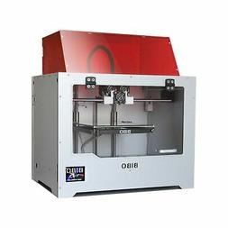 3D Printer Dual Extruder Laser Engraving Sturdy Frame WIFI T