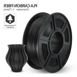 Sunlu 3D Printer Filament PLA Carbon Fiber Black 330m High S