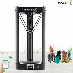 Flsun QQ-S Delta 3D Printer Auto-leveling Touch screen High