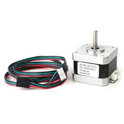 Yongse 3D Printer High Torque 17 Stepper Motor 300mN 1.5A 2-