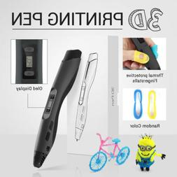 3D Printing Pen 4nd Crafting Doodle Draw Arts Printer Modeli