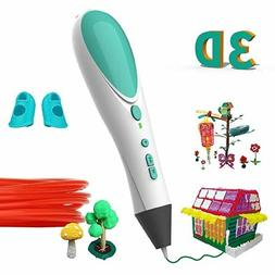 3D Pen for Kids, 3D Printing Pen with PLA Filament Refills G
