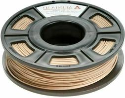 Afinia 3D Specialty Filament 1.75-mm PLA Printer Light Wood-