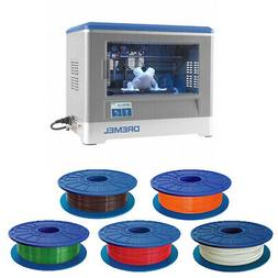 DREMEL 3D20-01-KIT Idea Builder 3D Printer w/ 5 Filament Col