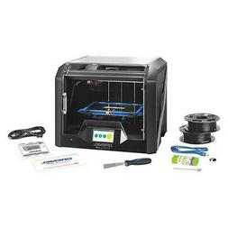 "DREMEL 3D45-01 Desktop 3D Printer,16"" W,120V,50/60 Hz"
