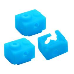 3PCS Silicone Sock Heater Extruder Block Cover Hotend Case F