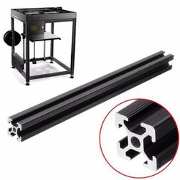 600mm 2020 T-Slot Aluminum Profile Extrusion Frame DIY For 3
