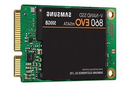 Samsung 860 EVO 500GB mSATA Internal SSD