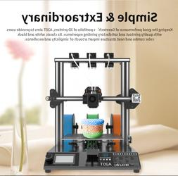 Geeetech A20T 3D Printer Triple Extruders Support 3D Touch a