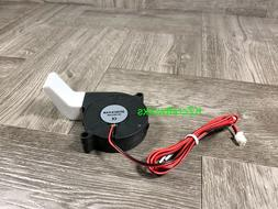 ANET A8 A6 A2 i3 Extruder Cooling Fan with Air Flow Adapter