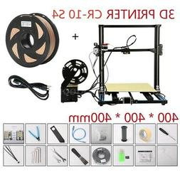 Aibecy CR-10 S4 DIY I3 3D Printer Kit High-Precision 400 * 4