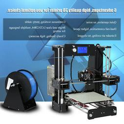 Anet A6 High Precision 3D Printer i3 DIY with 16GB SD Card 2