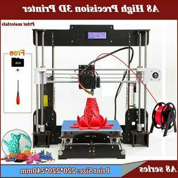 Anet A8 2017 Upgraded Quality High Precision Reprap Prusa i3