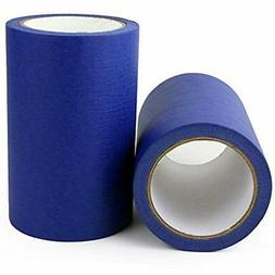 "Blue Painters Tape For 3D Printers 6.25"" X 100' Industrial S"