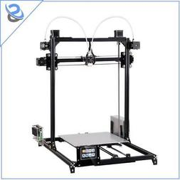 FLSUN C Plus Touch Screen Dual Nozzle 3D Printer i3 Plus DIY