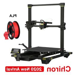 chiron 3d printer auto lleveling dual z