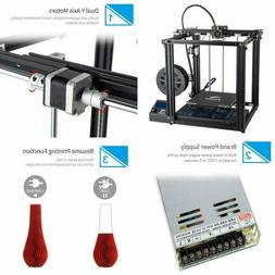Comgrow Creality 3D Ender 5 3D Printer With Resume Printing