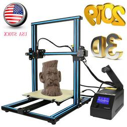 Aibecy CR-10 3D Printer 300 * 300 * 400mm Aluminum Frame + 2