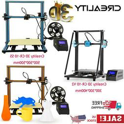 Creality 3D CR-10 V2 /CR 10 S5 High-precision 3D Printer DIY