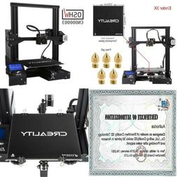 Comgrow Creality 3D Ender 3X Printer with Tempered Glass Pla
