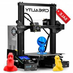 Newest Creality Ender 3 3D Printer 220X220X250mm DC 24V Mid-