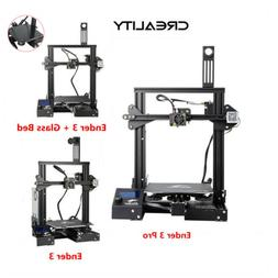 Creality Ender 3/5 3D Printer 220X220X250mm DC 24V 1.75mm PL