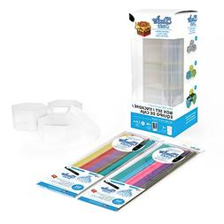 3Doodler Create  Canvas Kit, Keepsake Box , with 2 Packs of