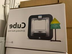 cube 3d wireless printer