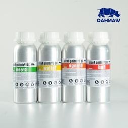 cure high quality resin for 3d printer