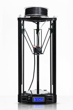 GearRev Delta Kinematics 3d printer DIY kit with heated bed
