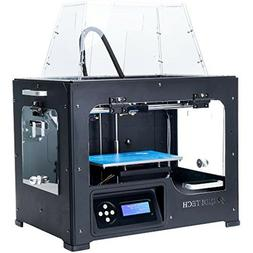 dual extruder desktop 3d printer qidi tech