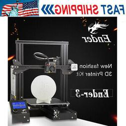 Creality 3D Ender-3 High-precision DIY 3D Printer 220 * 220