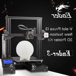 Ender 3 Creality 3D Printer Economic DIY 3D Printer Kits wit
