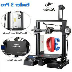 Creality 3D Ender-3 Pro 3D Printer DIY Kit MK-10 Extruder 22