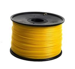 filament on spool for 3d printer 3mm
