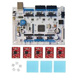 Geeetech GT2560 V3.0 Control Board Kit with 5 Pcs A4988 Step