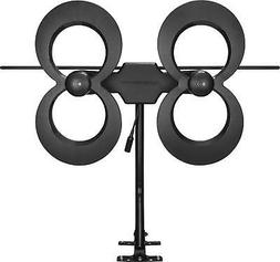 Antennas Direct ClearStream 4MAX TV Antenna, 70+ Mile Range,